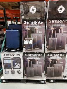 Costco-1391777-Samsonite-Carbon-Elite-Hardside-Spinner-Set-all