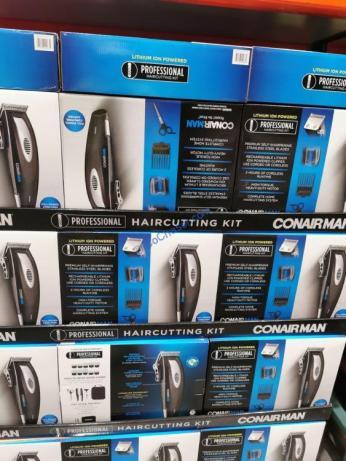 Costco-1477774-ConairMan-Lithium-20-piec- Haircut-Kit-all