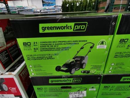 Costco-1397419-Greenworks-80V-Battery-Powered-Mower2