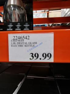 Costco-2246542-Chefman-1.8L-Digital-Precision-Electric-Kettle-with-Tea-Infuser-tag