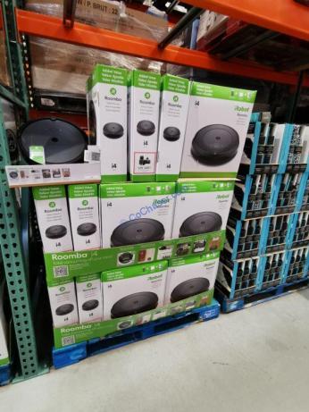 Costco-4877550- iRobot-Roomba i4-Wi-Fi-Connected-Robot-Vacuum-all