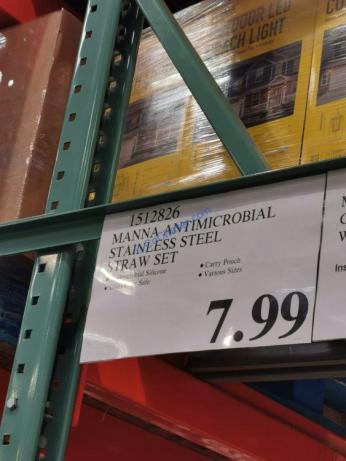 Costco-1512826-Manna-Antimicrobial-Stainless-Steel-Straw-Set-tag