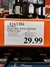 Costco-4163384-Rabbit-Electric-Wine-Opener-8-Piece-Set-tag