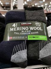 Costco-7771320-Kirkland Signature-Mens-Wool-Blend-Sock2