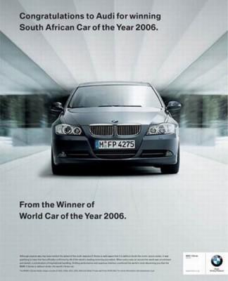 anuncio bmw 324x400 Guerra publicitaria entre Audi y BMW