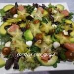 Carambolo, Ensalada de frutas exóticas