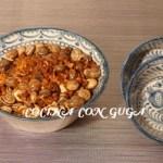 Cómo hacer caracoles con chorizo y jamón serrano