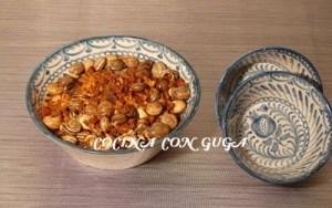 cómo hacer caracoles