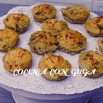 Tortilla de Verduras. Cómo hacer cupcakes de tortilla de verduras