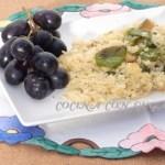 Migas de Quinoa, receta vegetariana y nutritiva