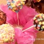 Receta de Cake Pops Deliciosa – Tu piruleta favorita