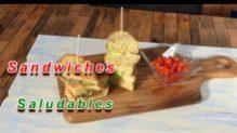 Cómo hacer Sandwiches saludables de brócoli y palitos de cangrejo