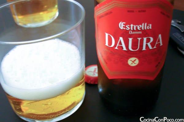 Daura Estrellla Damm – Cerveza apta para celiacos