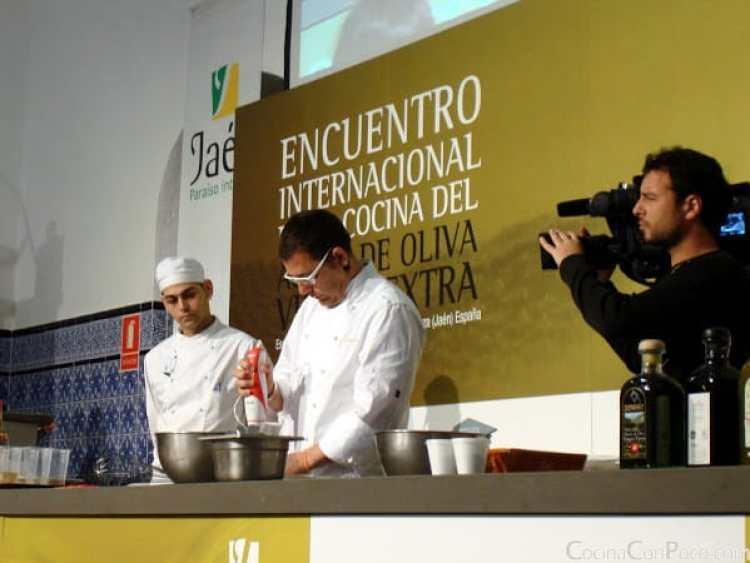 Cocina de Aceite de Oliva - IX Encuentro Internacional