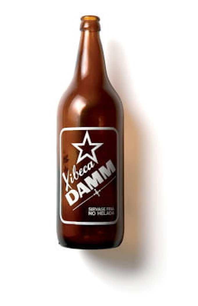 cerveza Xibeca Damm