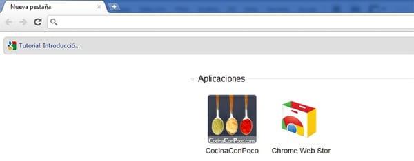 Recetas cocina app chrome market