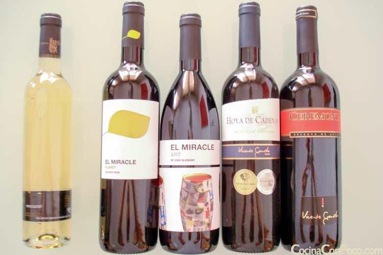 Bodegas Vicente Gandía - Vinos y cavas valencianos