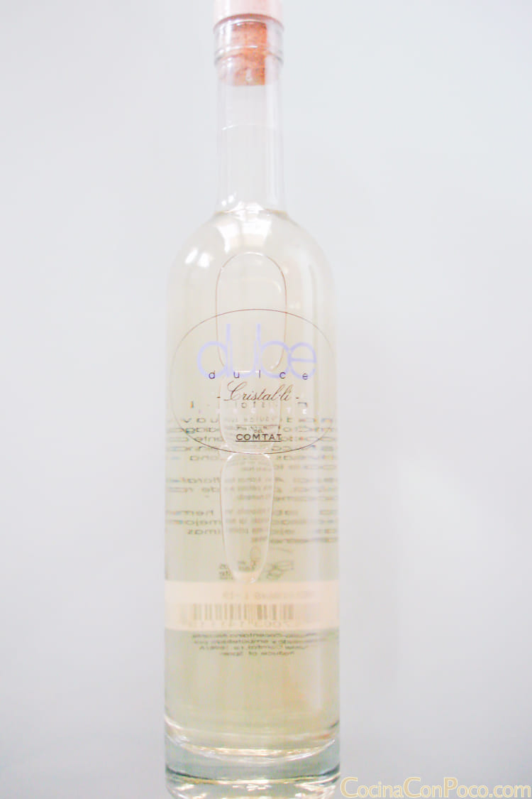 Moscatel de Alejandria Cristali Vins del Comtat