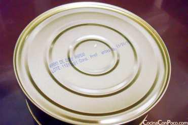 Rabo de buey asado Cascajares - Sin gluten