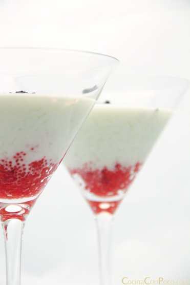 receta gazpacho pepino yogur