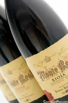 Monte Real Reserva Rioja tinto