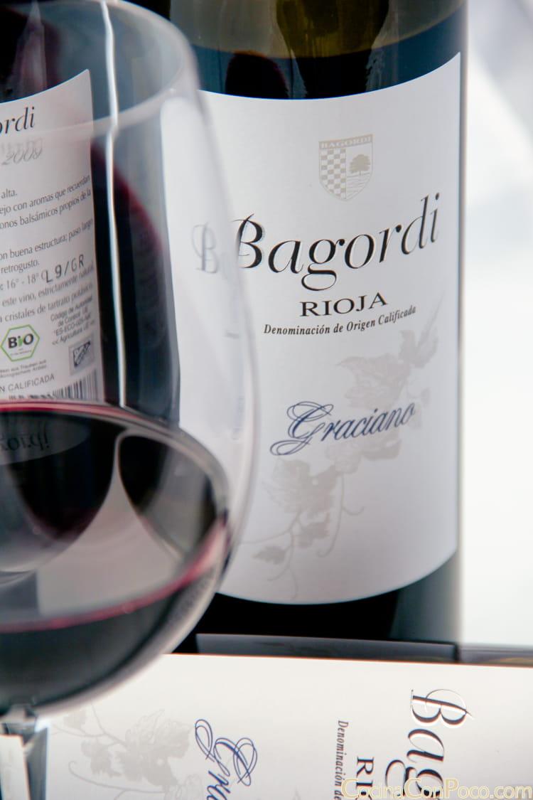 Bagordi Rioja graciano
