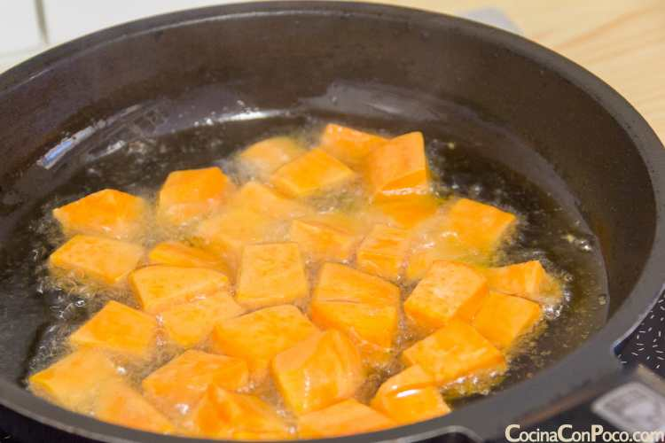 batatas fritas bravas receta española