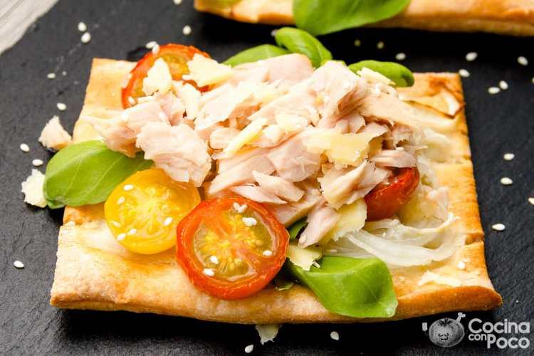 bruschetta receta italiana original