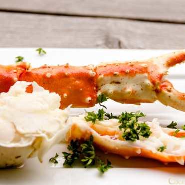 cangrejo real king crab receta noruega