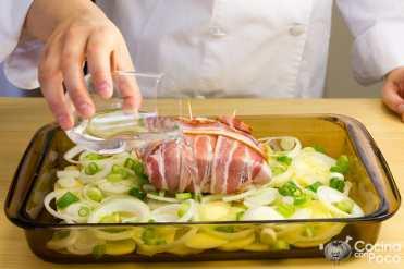 lomo al horno receta paso a paso relleno
