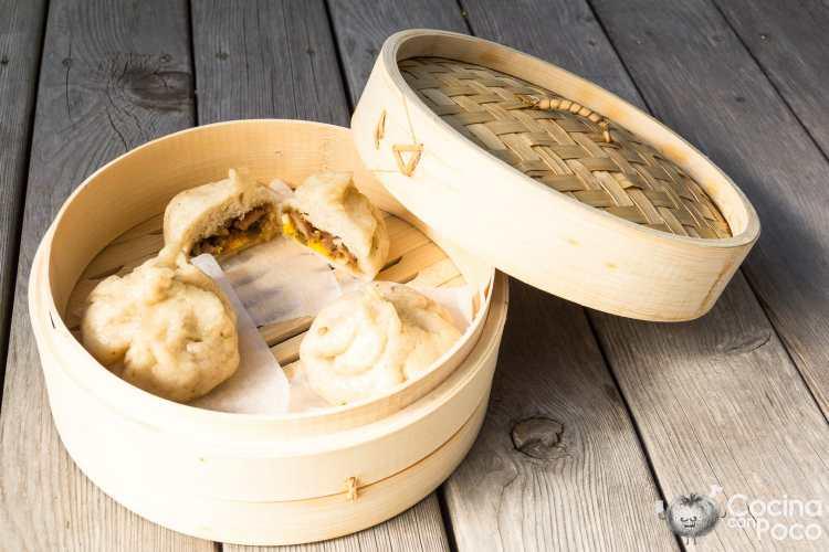 Pan chino bao o baozi – paso a paso