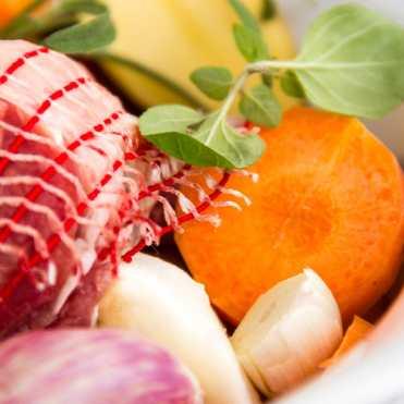 roast beef de ternera receta al horno fácil