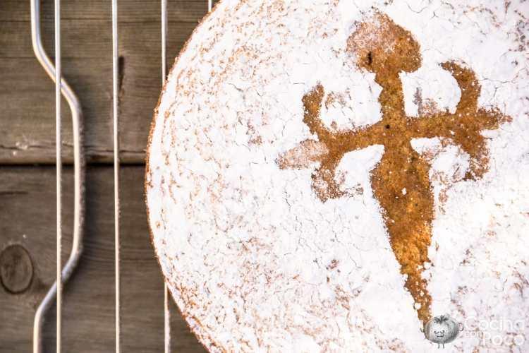 Tarta de Santiago tradicional – Sin gluten – Paso a paso
