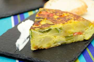 tortilla campera