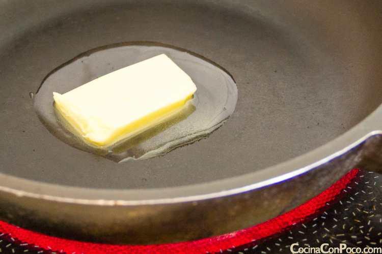 vieiras gratinadas al horno con bechamel paso a paso