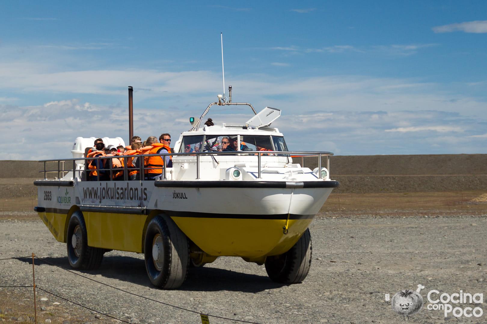 Viaje a Islandia durante el Coronavirus ruta de 10 días Jökulsárlón