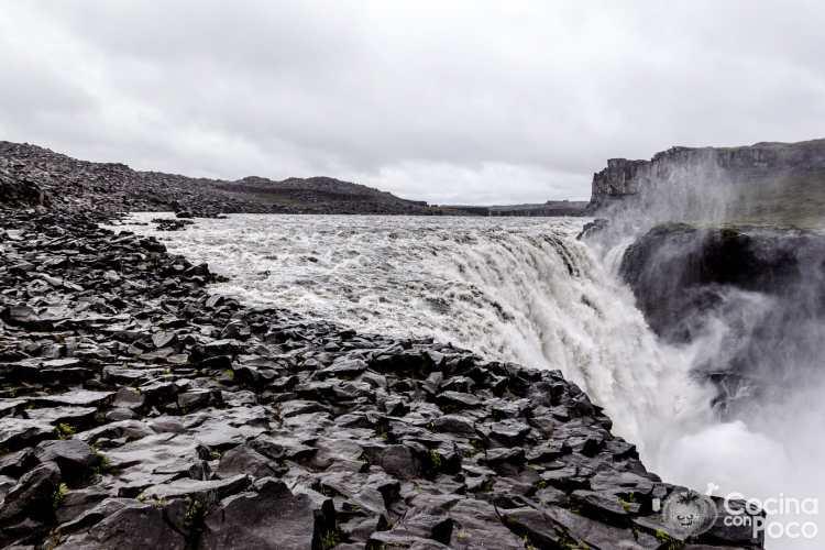 Viaje a Islandia durante el Coronavirus ruta de 10 días Dettifoss este