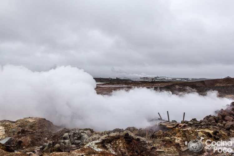 Viaje a Islandia durante el Coronavirus - Gunnuhver