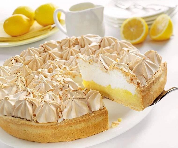 receta para hacer lemon pie facil