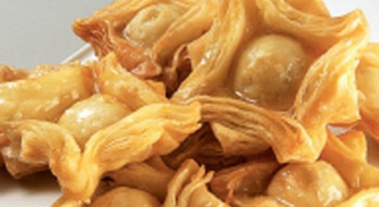 como hacer pastelitos caseros de batata