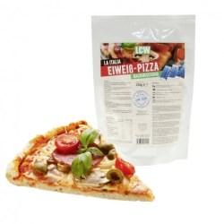 Preparado para masa de pizza baja en carbohidratos LCW