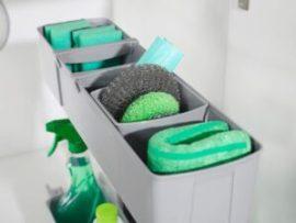 cubos productos limpieza