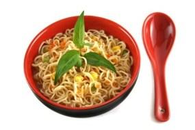 Fideos integrales en salsa de Zanahoria: Receta muy fácil