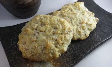 Maxi-galletas con avena y coco: muy golosas