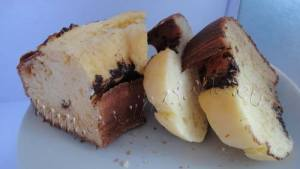 Bizcocho de Yogurt: ligero y goloso