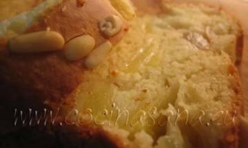 PLUM CAKE DE YOGUR, KEFÍR Y MANZANAS: desayuno sano y goloso!