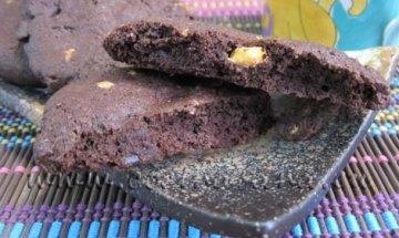 galletas de super-chocolate: muy buenas!