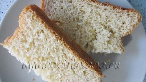 o el programa rapido, para un pan más compacto.