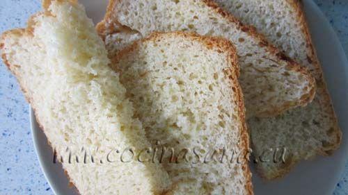 Pan con Queso hecho con la Máquina de Pan: muy bueno!