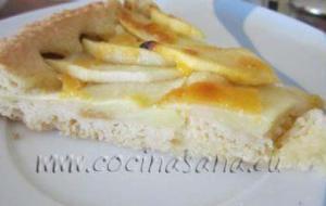 Cómo hacer Crostata de manzanas. Receta original italiana